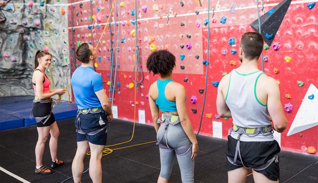 Klettergurt Für Anfänger : Kurse & angebot xxl klettern