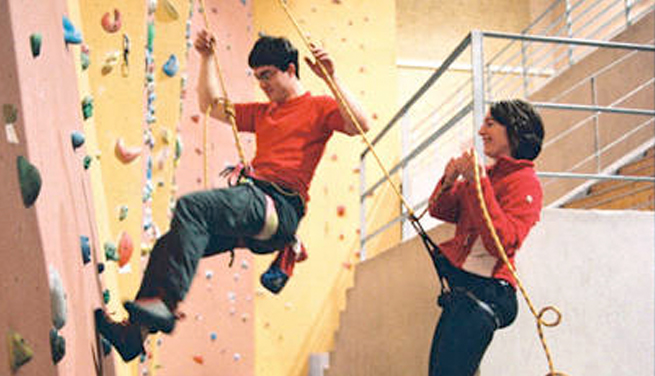 Kletterausrüstung Erklärung : Kurse & angebot xxl klettern
